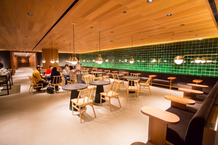 Cathay Pacific Pier Business Lounge Tea House