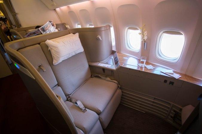 Seat 1A