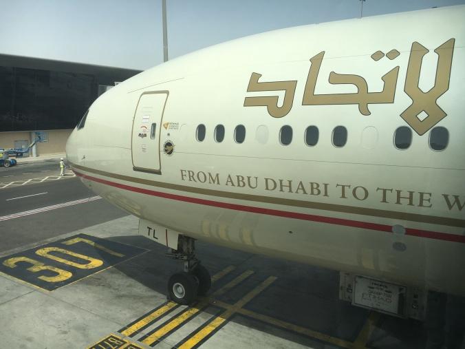 Etihad 777-300ER