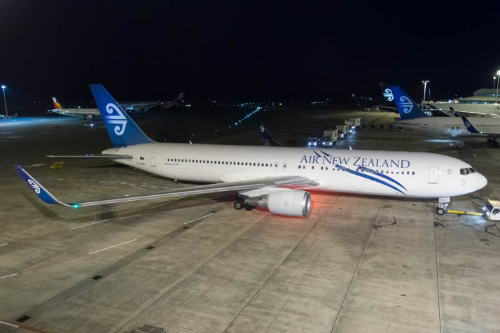 Air New Zealand 767