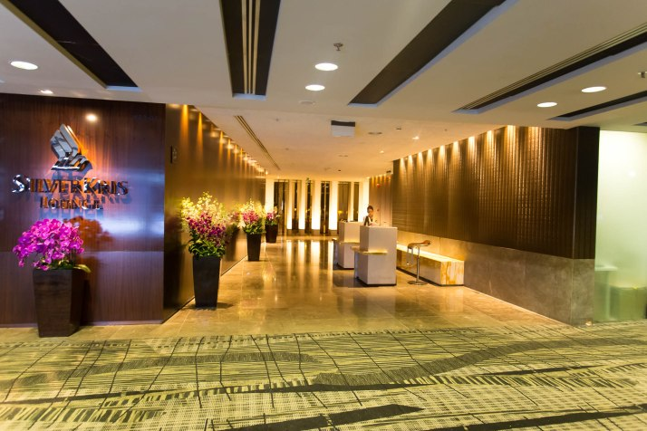 Singapore Airlines SilverKris Lounges