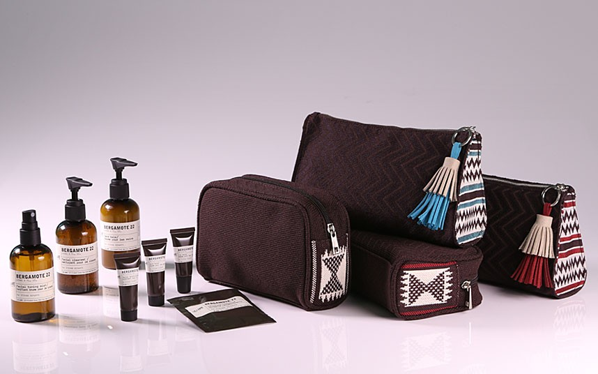 Etihad Le Labo First Class Amenity Kit