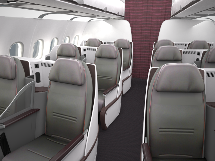 Look familiar? Image: Qatar Airways