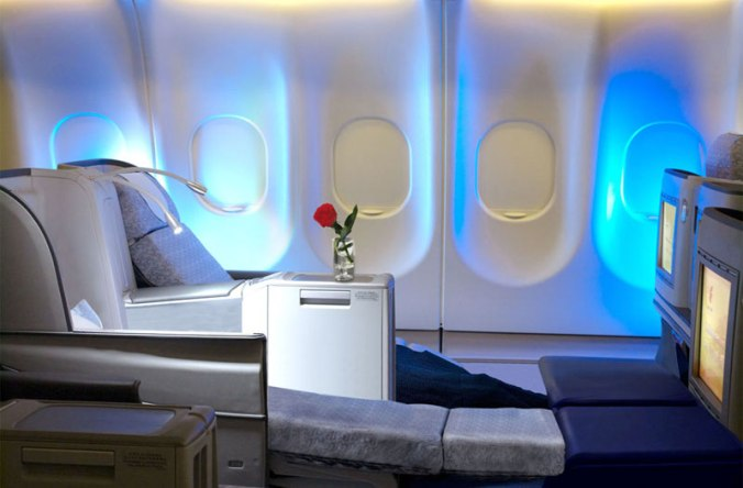 Air China A330 Business Class