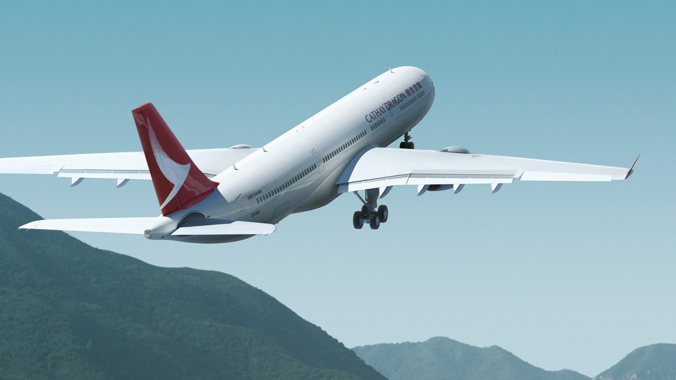Cathay Dragon (image - Cathay Pacific)