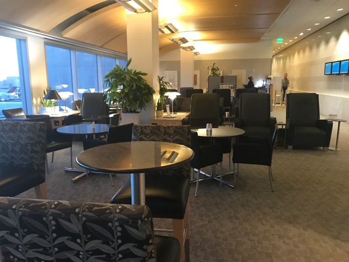 Flagship Lounge LAX