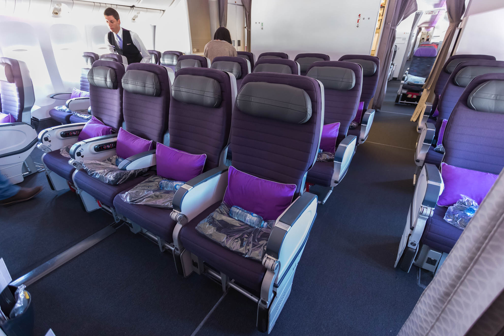 Review Virgin Australia New Business Class Sydney To Los