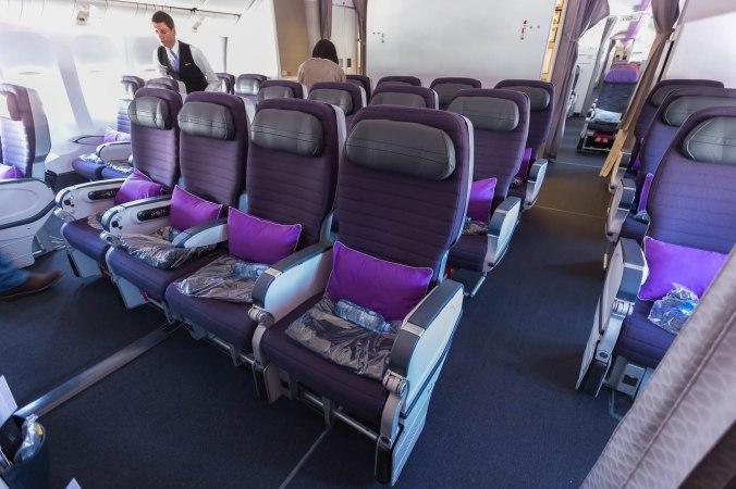 Virgin Australia 777 Premium Cabin
