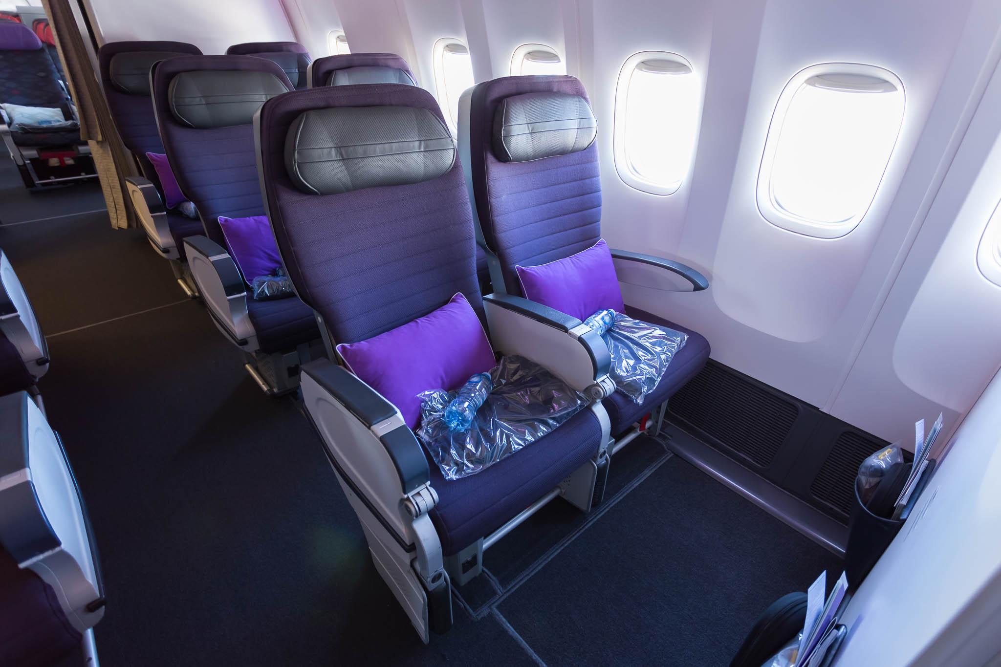 Virgin Australia 777 Premium Economy