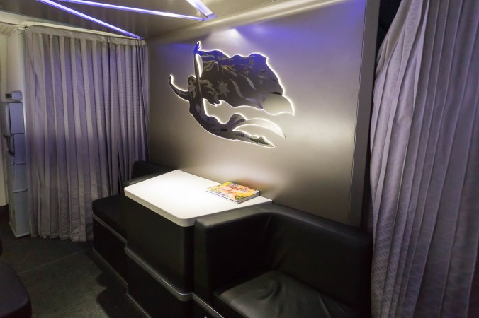 Virgin Australia 777 Business Class