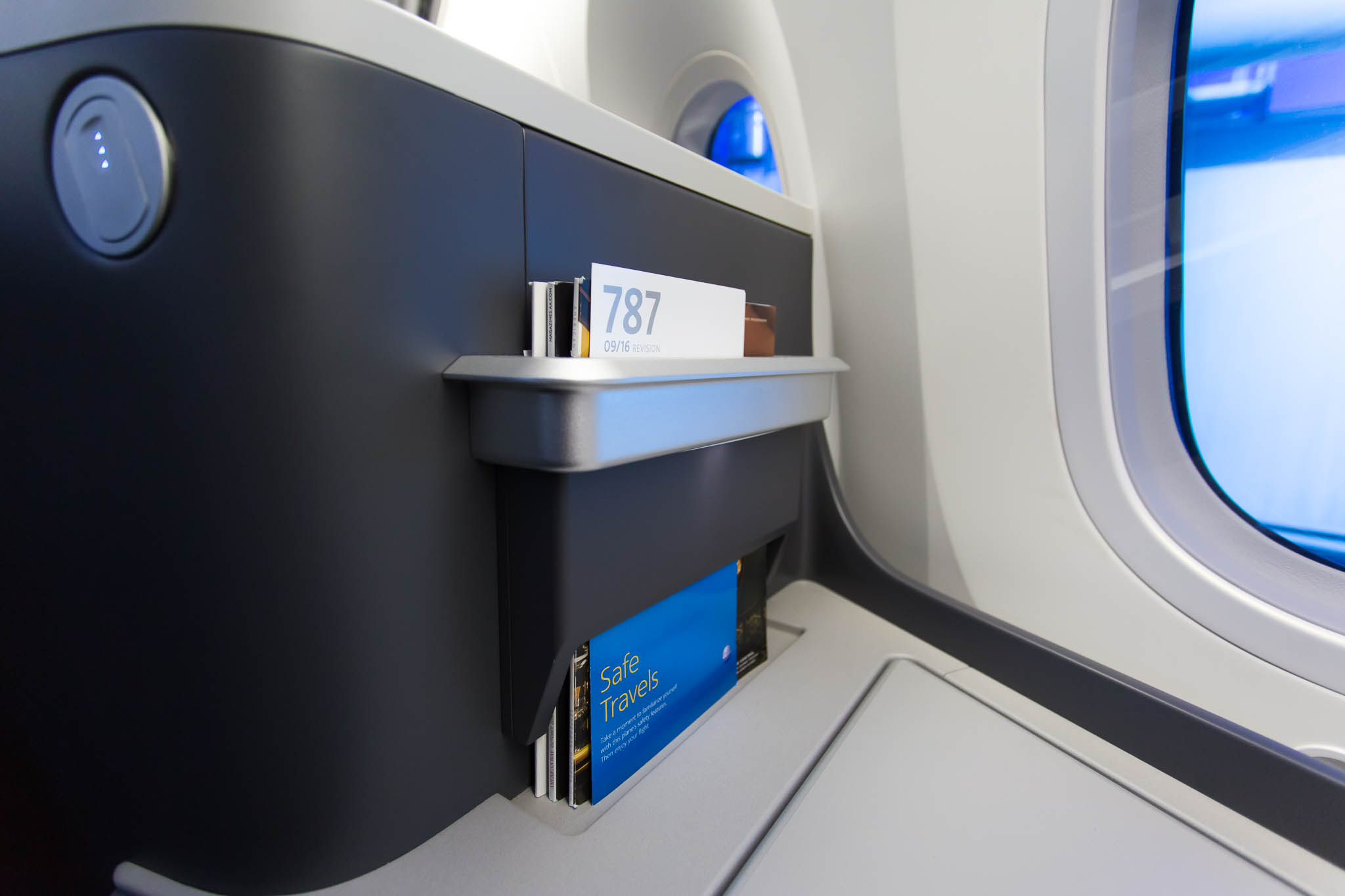 American Airlines New 787-9 Business Class