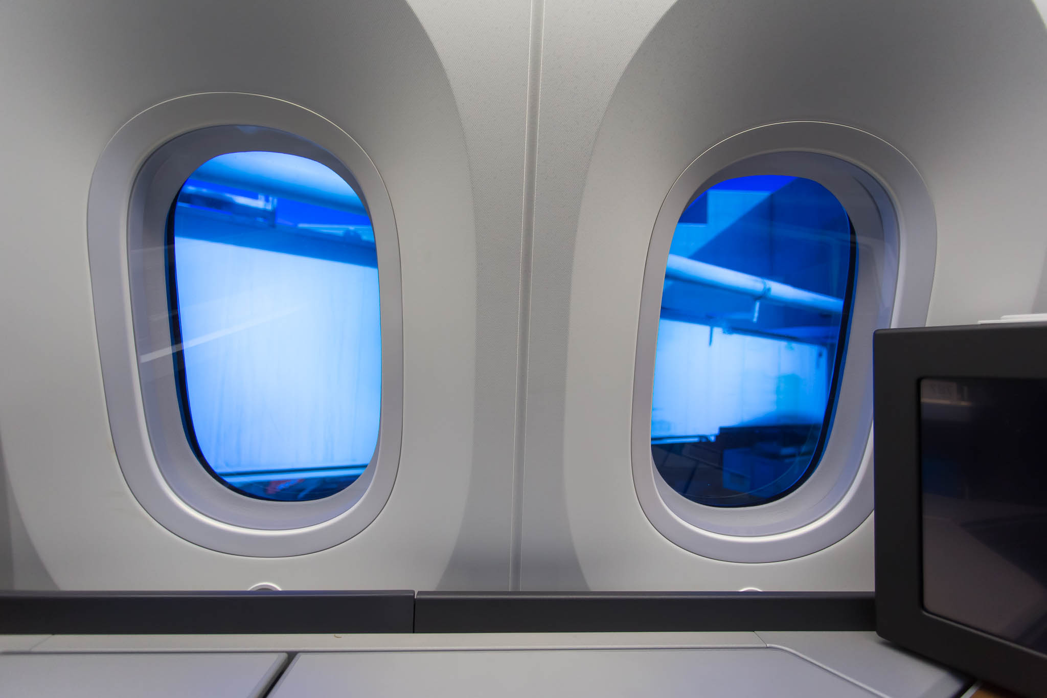 Review American Airlines 787 9 Business Class Points