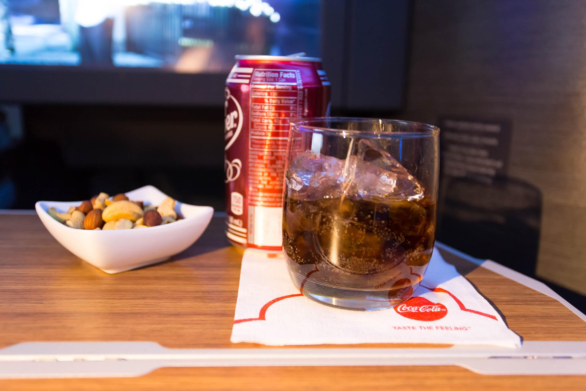 After Take-Off Beverage