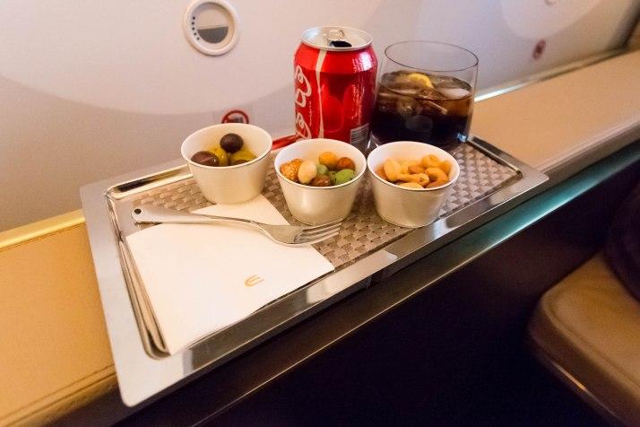 Etihad 787 First Class