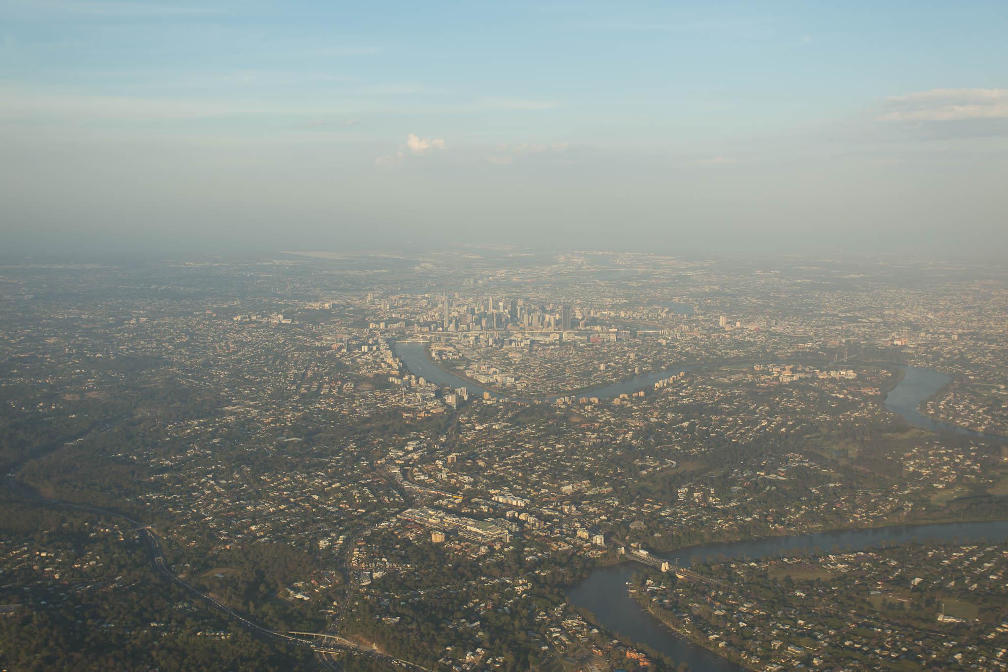 Hello Brisbane