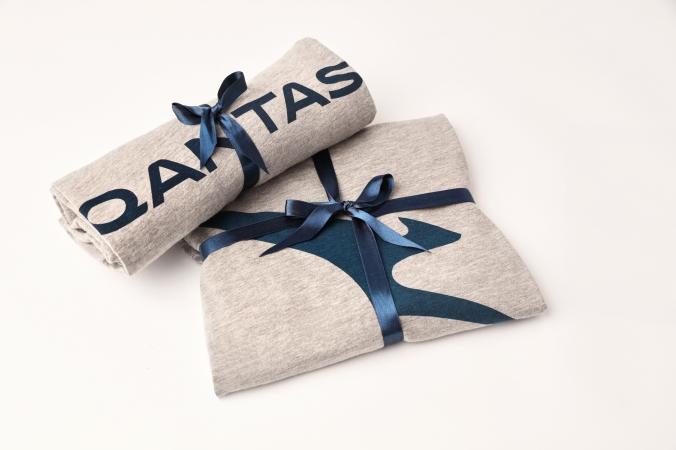 Qantas New Business Class Pyjamas